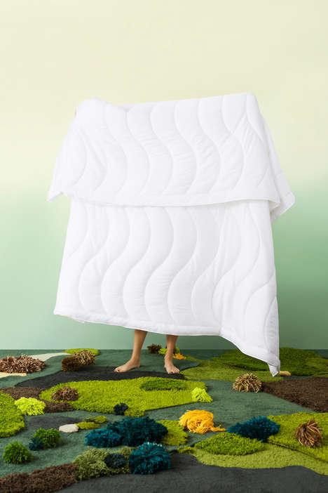 Eco-Friendly Eucalyptus Comforters