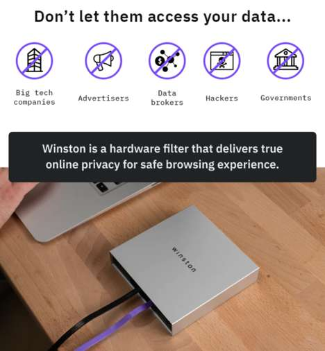Portable Privacy-Focused Devices