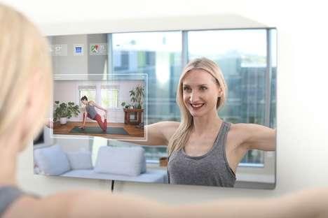 AI-Powered Smart Mirrors