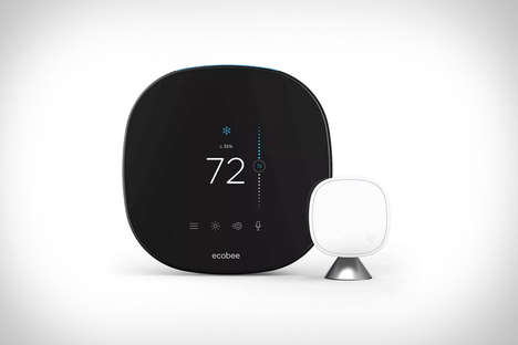 Omni-Compatible Smart Home Thermostats