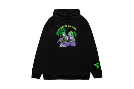 Graphic Limited Edition Hoodies