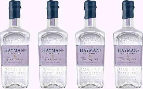 Juniper-Forward Gin Liqueurs