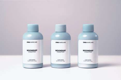 Water-Activated Powder Shampoos