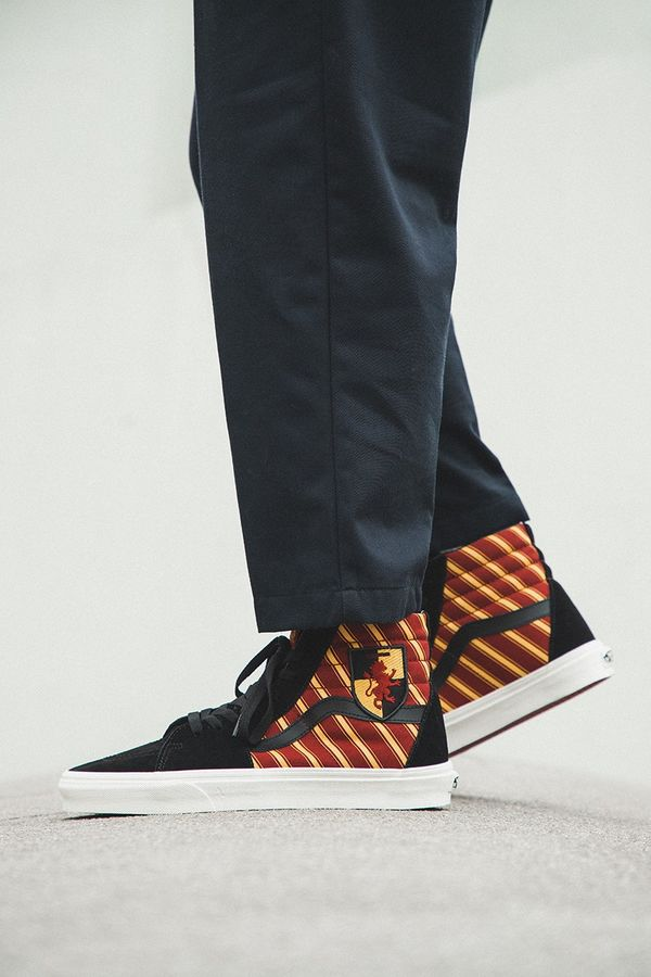 Magical Film Inspired Casual Shoes : Vans and Harry Potter