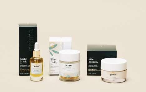 Wellness-Focused CBD Skincare