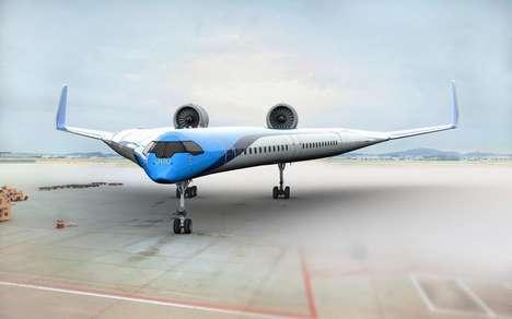 Efficiency-Focused Jet Designs