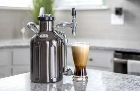 Nitro Cold Brew Coffee Dispensers