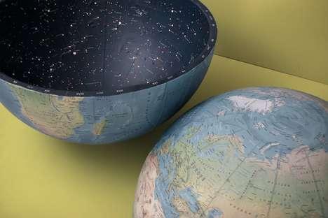 Interactive Galaxy Globes