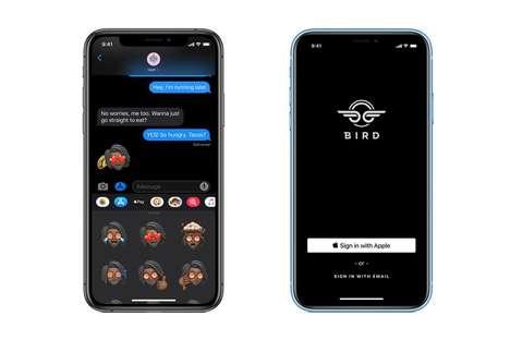 Dark Mode Phone Themes