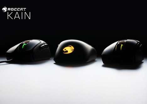 Optimized Click Gaming Mice