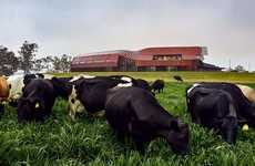 State-of-the-Art Robotic Dairy Farms