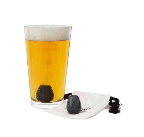 Beer-Carbonating Stones