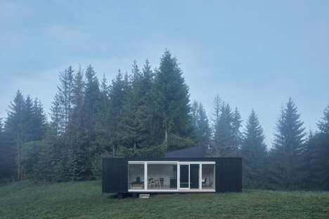 Open Air Off-Grid Cabins