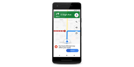 Real-Time Safe Navigation Alerts