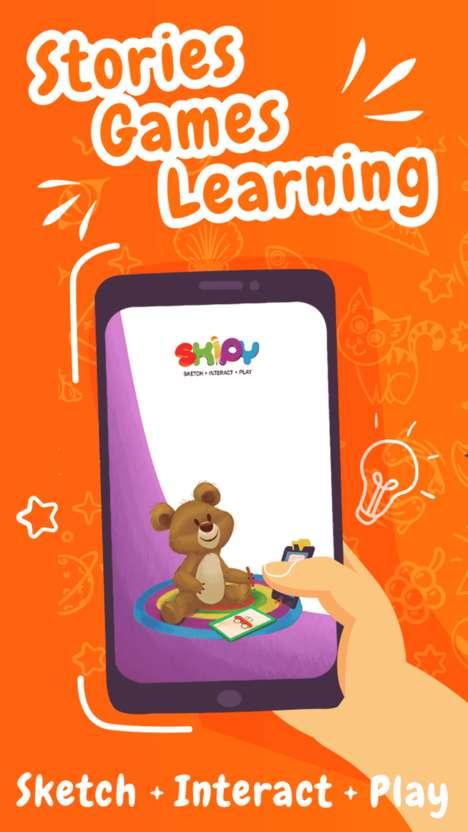 Creativity-Driven Mixed-Reality Apps