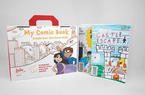 Comic Book-Making Kits