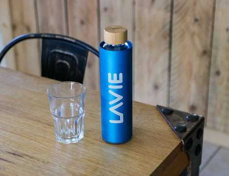Filter-Free Water Bottle Purifiers
