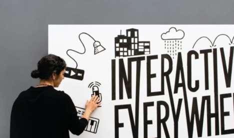Interactive DIY Wall Kits