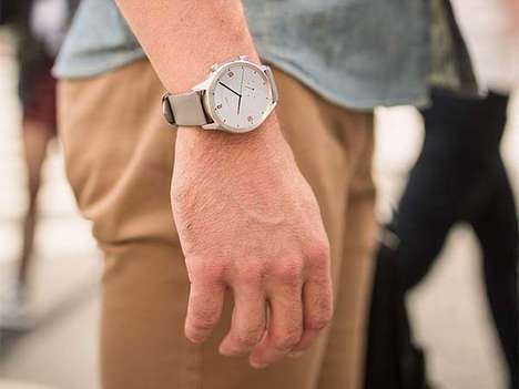 Chic Subtly Designed Smartwatches