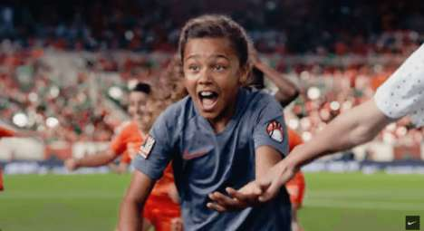 Equality-Promoting Soccer Ads