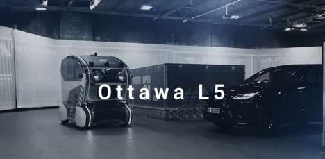 Integrated CAV Testing Environments - Ottawa L5 Allows Researchers to Safely Assess Smart Vehicles