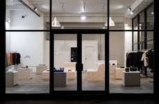 Fashion Week Pop-Up Stores