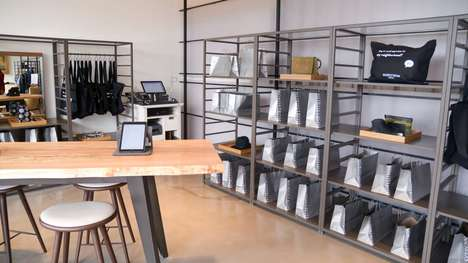 Inventory-Free Retail Spaces