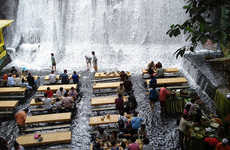 Scenic Waterfall Restaurants