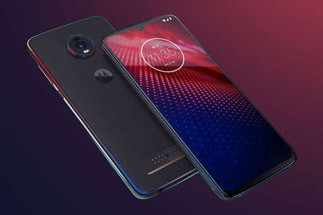 Customizable 5G-Compatible Smartphones