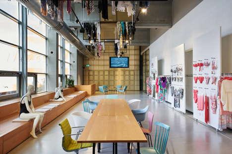 Shoppable Swimwear Showrooms
