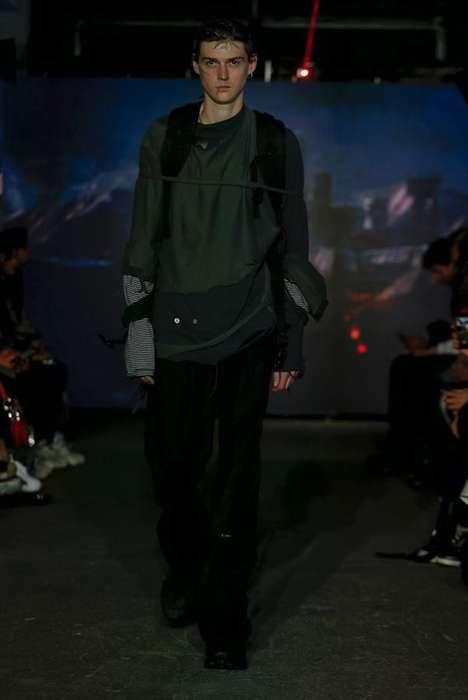Post World-Inspired Menswear