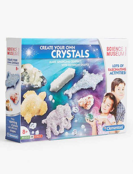 Sparkly DIY Crystal Kits