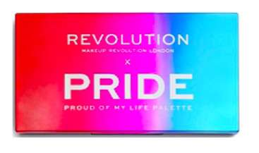 Pride-Inspired Make-up Palettes