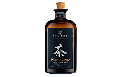 Roasted Oolong-Infused Gins