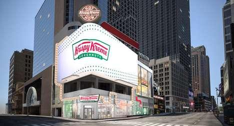 Donut Shop Flagships