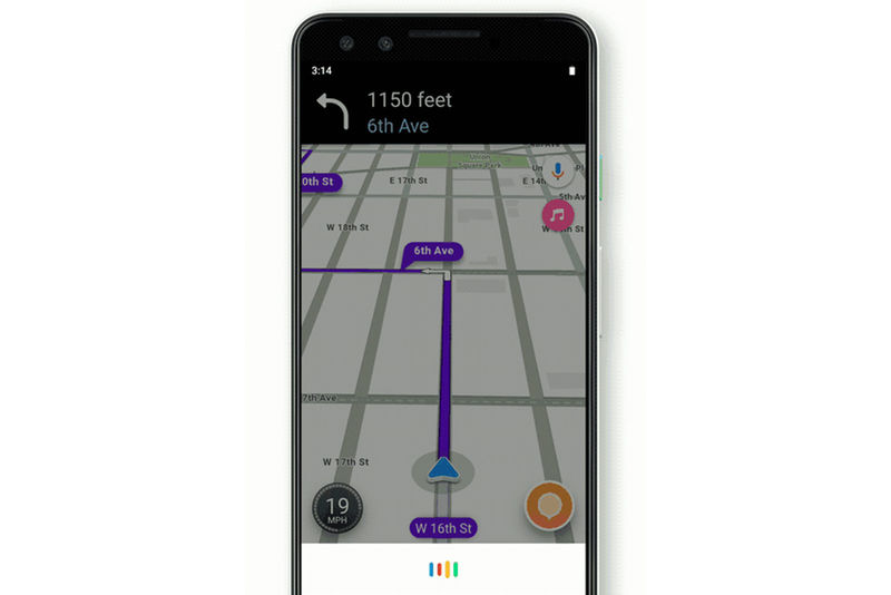Voice-Command Navigation Apps