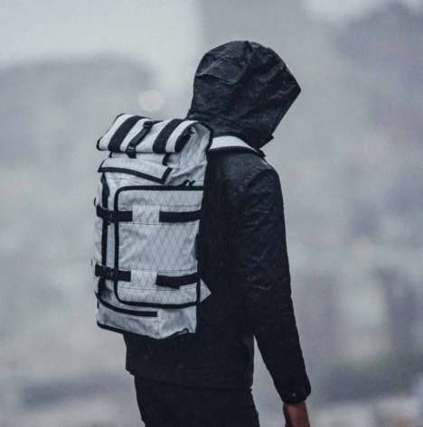 Utilitarian Commuter-Friendly Backpacks