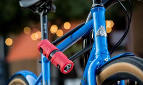 Intelligent Steel Bike Locks