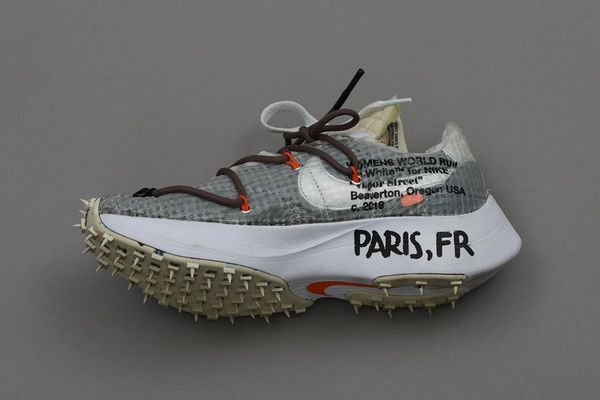 Exclusively Exhibited Sneaker Samples - Virgil Abloh's MCA Exhibit Reveals Nike x OFF-WHITE Samples