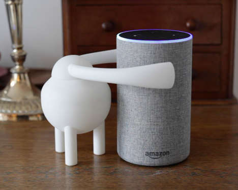 Voice Assistant-Scrambling Devices