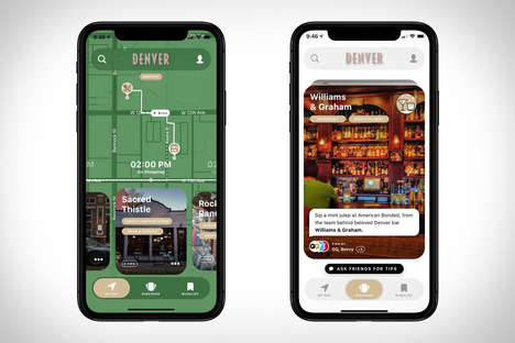 AI-Generated Travel Itinerary Apps