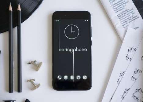 Anti-Distraction Smartphones