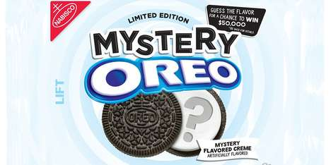 Mysterious Sandwich Cookie Flavors