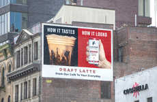 Mouthwatering Coffee Campaigns