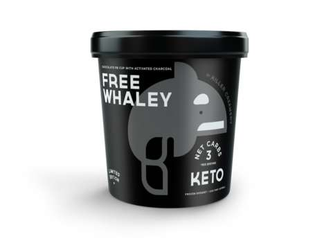 Whale-Saving Keto Ice Creams