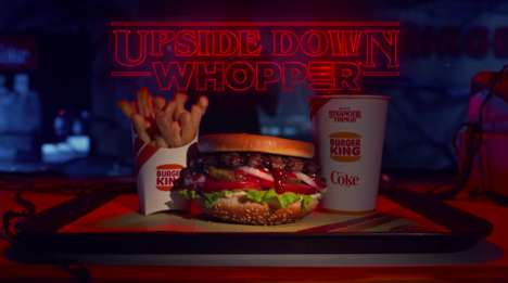 Signature Upside-Down Burgers