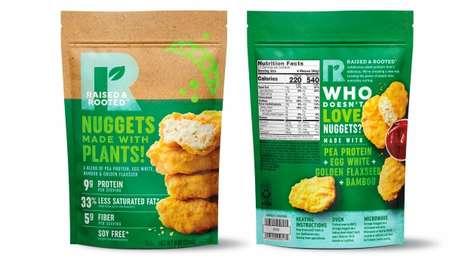 Plant-Based Nugget Alternatives