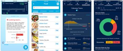 Diabetes-Monitoring Mobile Apps