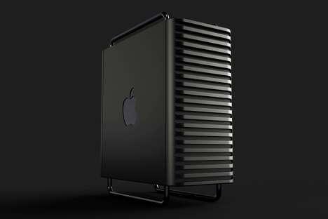 Darkly Demure Designer Computers