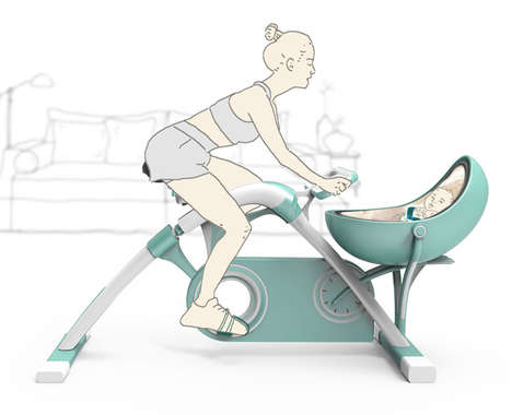 New Mom Exercise Equipment